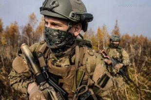 Колективне снаге ОДКБ на северозападу Русије вежбају - заробљавање војника NATO