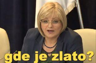 И добро бре лудаци ко је из Базела украо 45 тона српског злата вредног 1.800.000.000 долара? (видео)