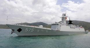 Кина одржава велике поморске маневре са три флоте (видео) 2