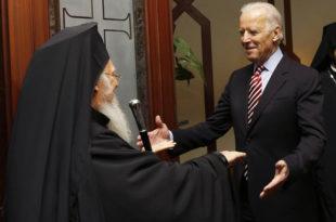 Москва упозорила патријарха Вартоломеја - засад преко медија - да би могао проћи као Икар