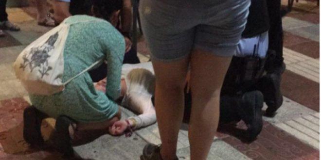 ОД ПЕРФОРМАНСА ПОМИСЛИЛИ ДА ЈЕ ТЕРОРИСТИЧКИ НАПАД У стампеду у Шпанији повређено 11 особа (видео)