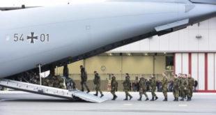 Немци беже из турске војне базе 5
