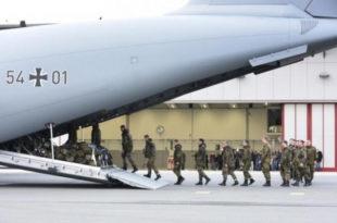 Немци беже из турске војне базе