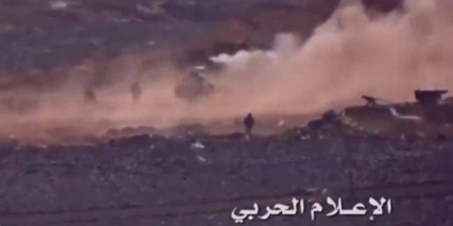Ослободилачка војска Јемена тамани саудијске окупаторе као зечеве (видео) 1