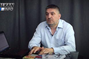 Југослав Петрушић - Тензије ће довести до огромних ратних сукоба на Балкану! (видео)