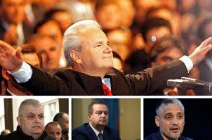 Сви сте ви паразити измилели испод Милошевићевог кожног капута