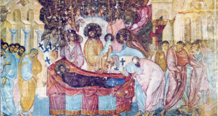 Данас славимо празник Успења Пресвете Богородице