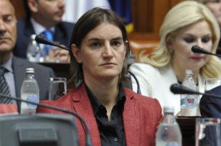 Хрватица и лезбејка нови српски премијер? 5