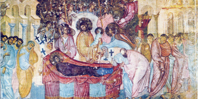 Данас славимо празник Велике Госпојине