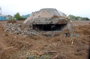 """Откопали немачки бункер на Видиковцу да би направили немачки супермаркет """"Лидл"""""""