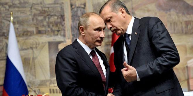 Ердоганов гамбит: Auf wiedersehen Angela, Здравствуйте Владимир
