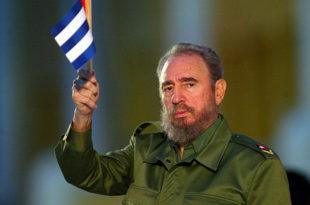Фидел Кастро пуни 90 година