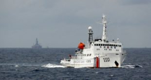 Шест бродова кинеске обалске страже примакло се спорним острвима у Источном Кинеском мору 12