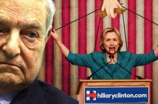Викиликс: Хилари Клинтон је Сорошева марионета 12