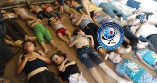 Сирија: Француска обавештајна служба крива за хемијски напад код Дамаска 2013. 7