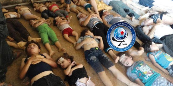 Сирија: Француска обавештајна служба крива за хемијски напад код Дамаска 2013. 1