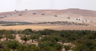 Турска започела војну операцију на територији Сирије и ликвидирала 46 терориста Исламске државе 6