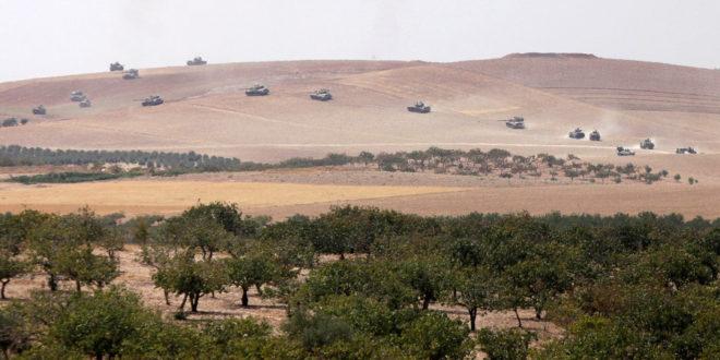 Турска започела војну операцију на територији Сирије и ликвидирала 46 терориста Исламске државе 1