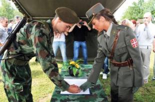 Од следеће године обавезно служење војног рока? 1