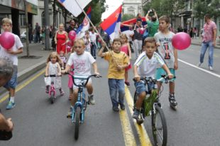 У Србији сваки трећи брачни пар нема деце