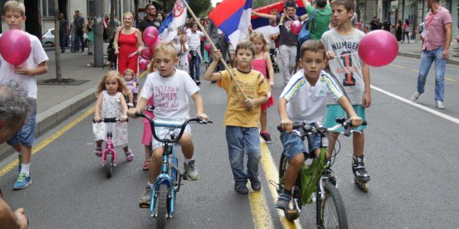 Србија 46. од 175 земаља света по угрожености детињства 1