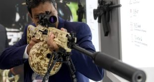 Калашњиков представио најновију снајперску пушку (видео) 4