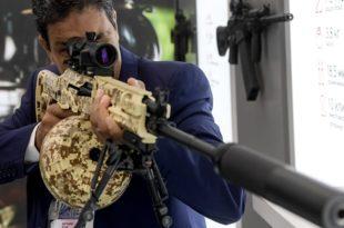 Калашњиков представио најновију снајперску пушку (видео)