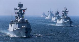 Спектакуларна завршница руско-кинеских поморских вежби (видео) 4