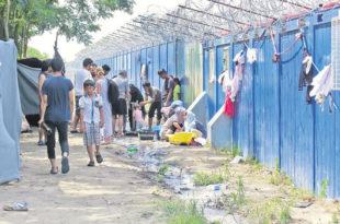 Мађарска уводи имиграциони порез хуманитарцима