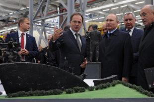 Путин најавио успешно тестирање војних обавештајних система