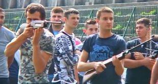 Сеоска олимпијада у Бољевцу, 12. септембар 2016. (РТВ Бор)