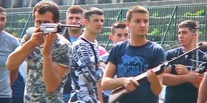Сеоска олимпијада у Бољевцу, 12. септембар 2016. (РТВ Бор) 1