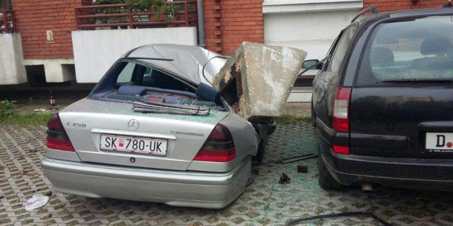 Македонија: 50 људи повређено у 3 земљотреса која су данас потресла Скопље 1