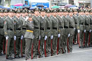 Војска Србије добила је најмлађу генерацију потпоручника