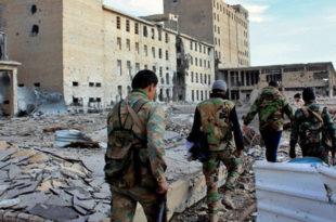 ОФАНЗИВА АСАДА: Сиријска армија ослободила јужни пут ка Алепу