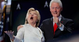 Бил Клинтон: Хилари често пада у несвест 10