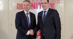 Истрага против бившег румунског премијера Понте због плаћања посете Тонија Блера 12