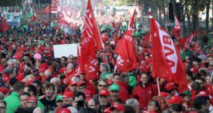 Масовни протести у Белгији због владиних реформи, Брисел блокиран неколико сати (видео) 2