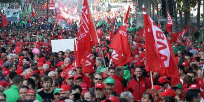 Масовни протести у Белгији због владиних реформи, Брисел блокиран неколико сати (видео) 1