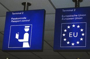 Границе Европске уније се поново затварају