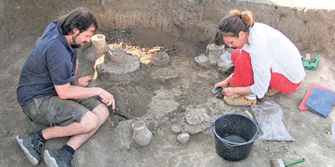 Поред Тисе археолошко благо 1