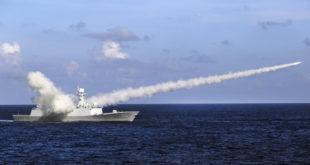 Јужно кинеско море: Почеле заједничке поморске вежбе Русије и Кине (видео) 5