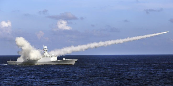 Јужно кинеско море: Почеле заједничке поморске вежбе Русије и Кине (видео)