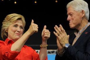 "Клинтонови претворили Стејт департман уз помоћ Clinton Foundation у - ""Money Talks, Bullshit Walks"""