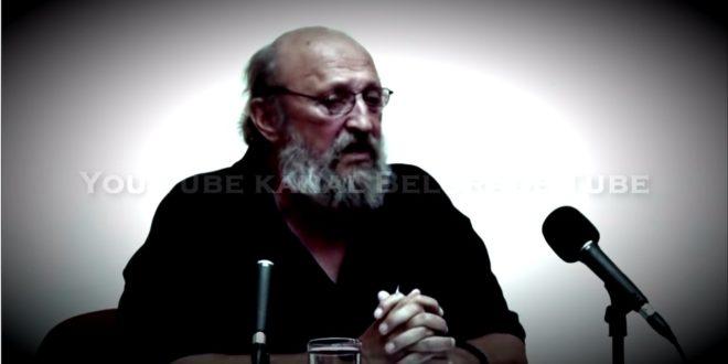 Петар Божовић - Молитва за спас Србије! (видео) 1