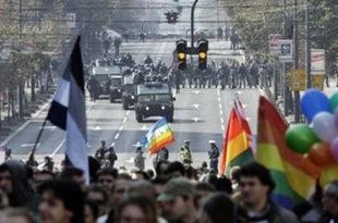 Београд: И ове године уличне баханалије престоничких и увезених содомита чува 5.000 полицајаца