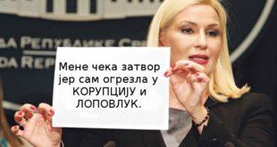 Зорана Михајловић већ увелико ресетује српски енергетски сектор и гура глобалистичку бајку која ће уништити ЕПС и Србију!