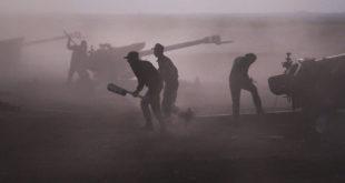 Велика офанзива сиријске војске на југу Алепа 4