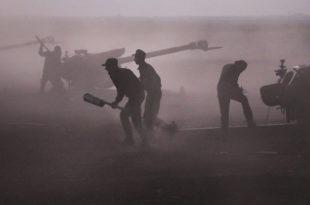 Велика офанзива сиријске војске на југу Алепа 3