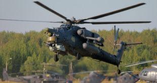 Нови руски Ми-28НМ – ноћна мора за НАТО тенкове (видео) 6